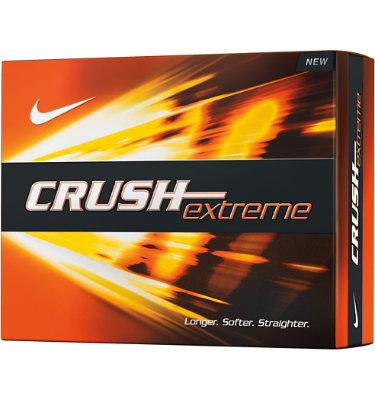 Nike Crush Extreme Golf Balls - 12 pack (Pesonalized)