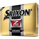Srixon Men's Z-STAR Golf Balls 2011 - 12 pack (Personalized)