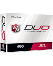 Wilson Staff DUO Golf Balls - 12 pack (Personalized)