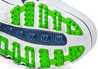 Dual-Density FTF Outsole