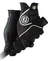 FootJoy Men's RainGrip Wet Weather Golf Glove - Pair