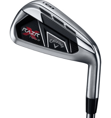 Callaway Men's RAZR X Tour Irons - (Steel) 3-PW
