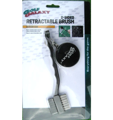 Golf Galaxy 2-Sided Golf Club Cleaning Brush
