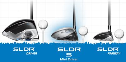 TaylorMade Men's SLDR S Mini Driver