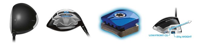 TaylorMade SLDR Features
