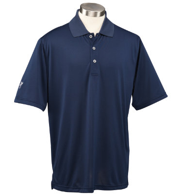 Ashworth Men's Performance Short Sleeve Polo