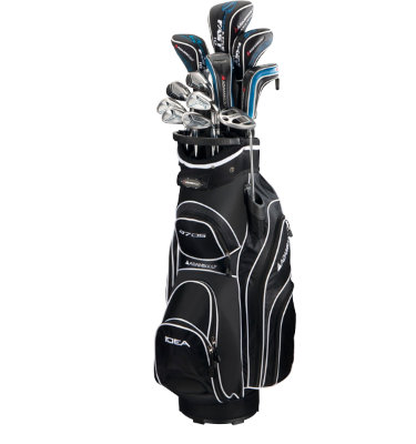 ADAMS GOLF Men's Idea a7OS Integrated Complete Set
