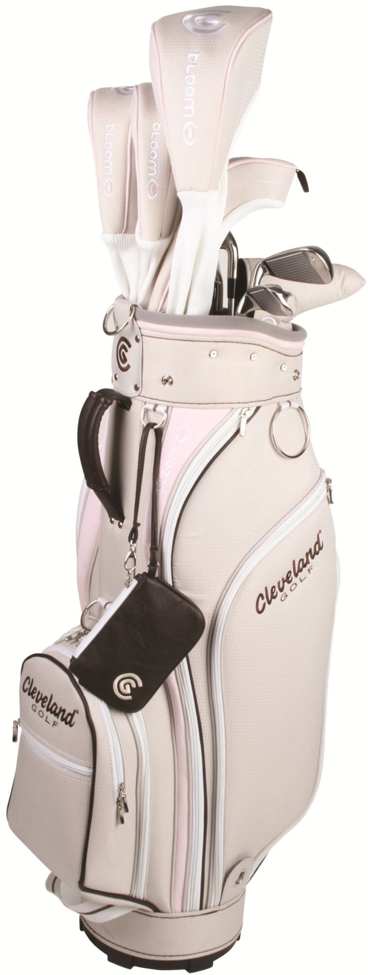 Cleveland Women's Bloom 14 Piece Complete Set   Pink