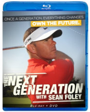 The Next Generation with Sean Foley DVD