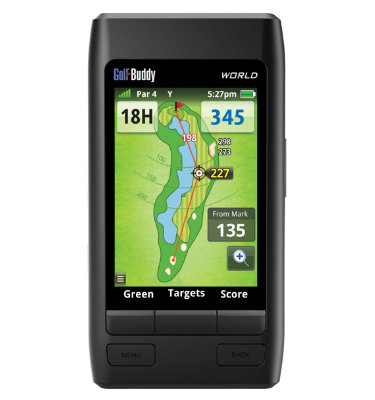 GolfBuddy World GPS