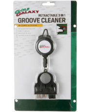 Golf Galaxy Retractable Groove Cleaner