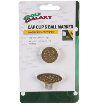 Golf Galaxy Hat Clip