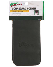 Golf Galaxy Score Card Holder
