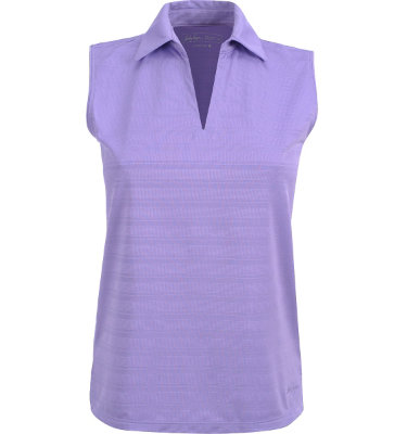 Lady Hagen Women's Caddy Sleeveless Fashion Polo