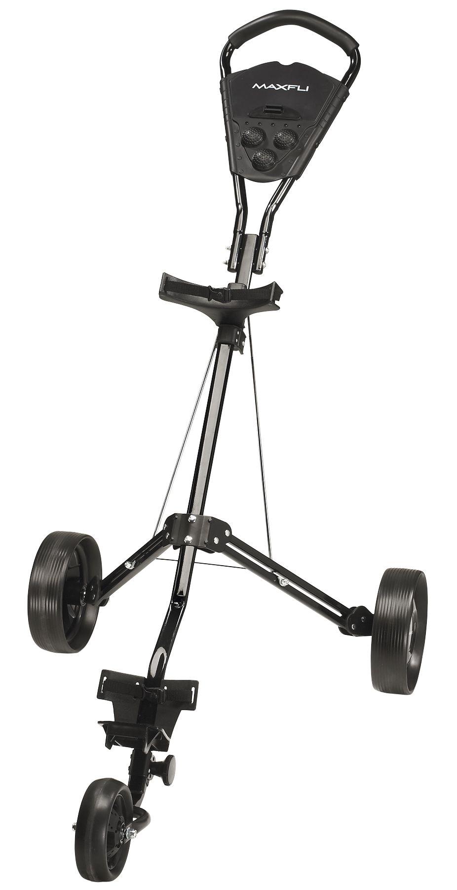 Maxfli 3-Wheel Push Cart