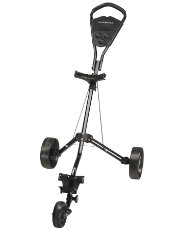 Maxfli 3-Wheel Push Cart
