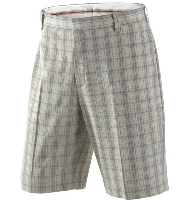 Nike Men's Plaid Stretch Dress Short