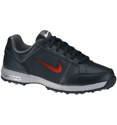 Nike Juniors' Remix Golf Shoe - Black
