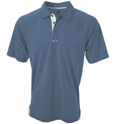 Oakley Men's Elemental Short Sleeve Polo