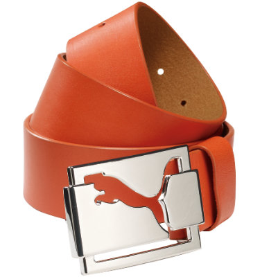 PUMA Men's High Shine Belt