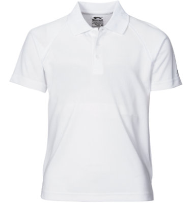 Slazenger Boys' Dublin Short Sleeve Polo