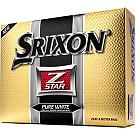 Srixon Men's Z-STAR Golf Balls - 12 pack