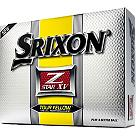 Srixon Men's Z-STAR XV Tour Yellow Golf Balls - 12 pack