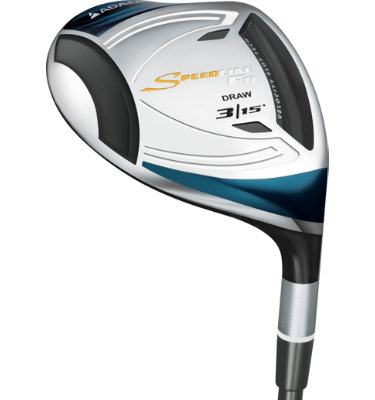 ADAMS GOLF Women's Speedline F11 Draw Fairway