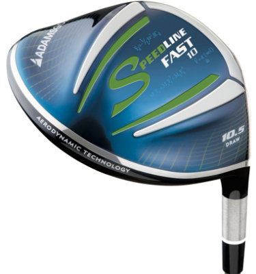 ADAMS GOLF Men's Speedline Fast 10 Driver - Neutral