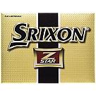 Srixon Mens Z Star Golf Balls - 12 pack