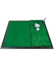 Golf Galaxy Large Dual Turf Mat