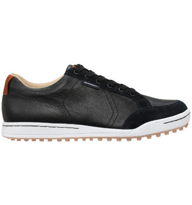 Ashworth Men's Cardiff Golf Shoes - Black
