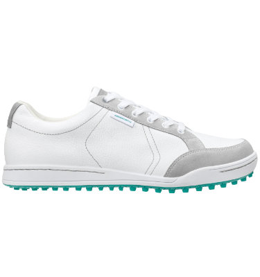 Ashworth Men's Cardiff Golf Shoes - White