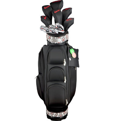 ADAMS GOLF Women's Editor's Choice Colleen Complete Set - Black