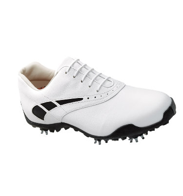 FootJoy Women's LoPro Golf Shoe - White/Taupe