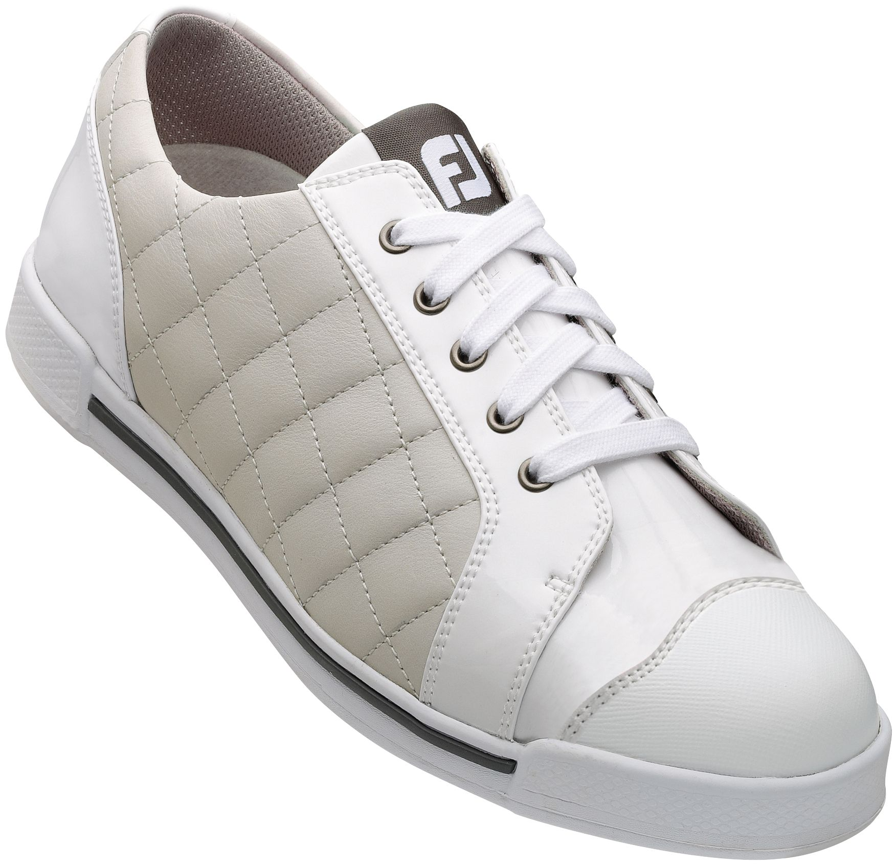 FootJoy Women's Summer Series Golf Shoes - White/White