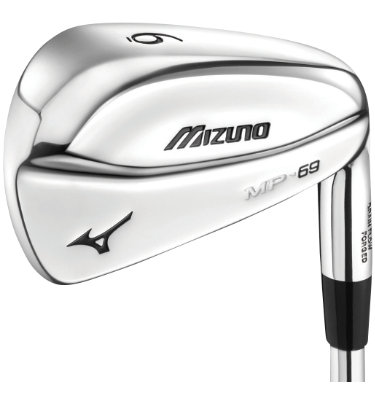 Mizuno Men's MP-69 Irons - (Steel) 3-PW