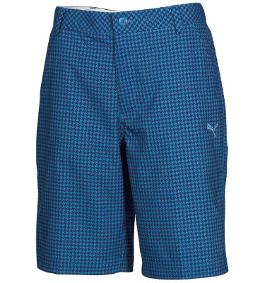 PUMA Men's Houndstooth Bermuda Short