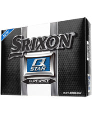 Srixon Q-STAR Golf Balls - 12 pack