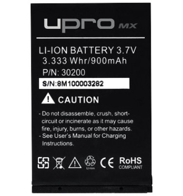 Callaway uPro MX Replacement Battery