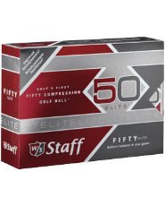 Wilson Fifty Elite Golf Balls - 12 pack
