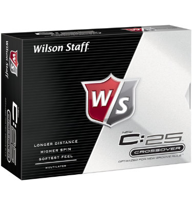 Wilson Staff C:25 Golf Balls - 12 pack