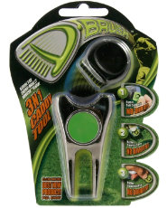 ProActive Sports dBrush 3-N-1 Caddy Tool