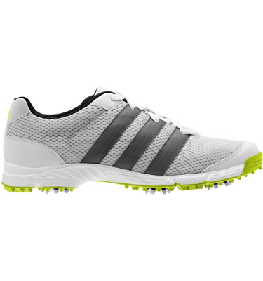 adidas Men's CLIMACOOL Sport Golf Shoe - Metallic Silver/Slime