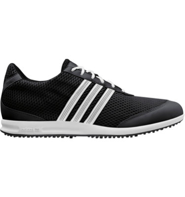adidas Women's adicross SPORT Golf Shoe - Black/White/White