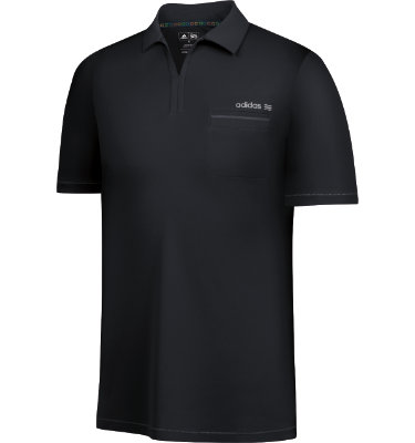 adidas Men's FP CLIMALITE Pocket Short Sleeve Polo