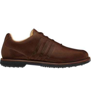adidas Men's adiPURE Z-CROSS Golf Shoe - Brown