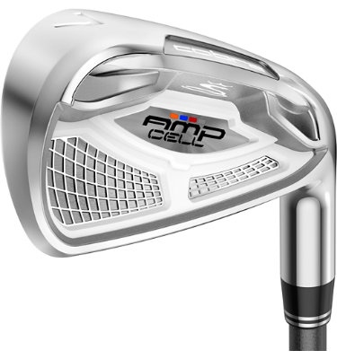 Cobra Men's AMP CELL Irons - (Graphite) 4-GW