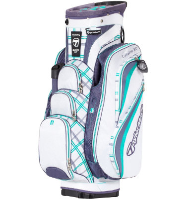TaylorMade Women's Catalina 3.0 Cart Bag