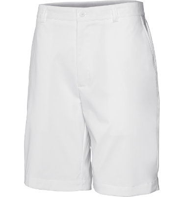 Cutter & Buck Men's CB DryTec Defender Flat Front Short